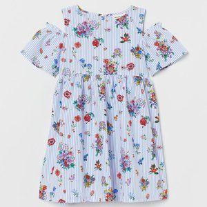 NATHALIE LÉTÉ x H&M Open-shoulder dress